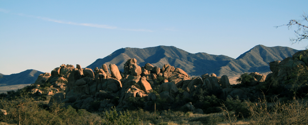 Council Rocks in Cochise Stronghold of Dragoon Mtns, AZ