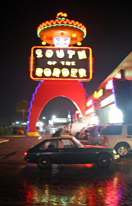 Pedro's South of the Border, South Carolina.