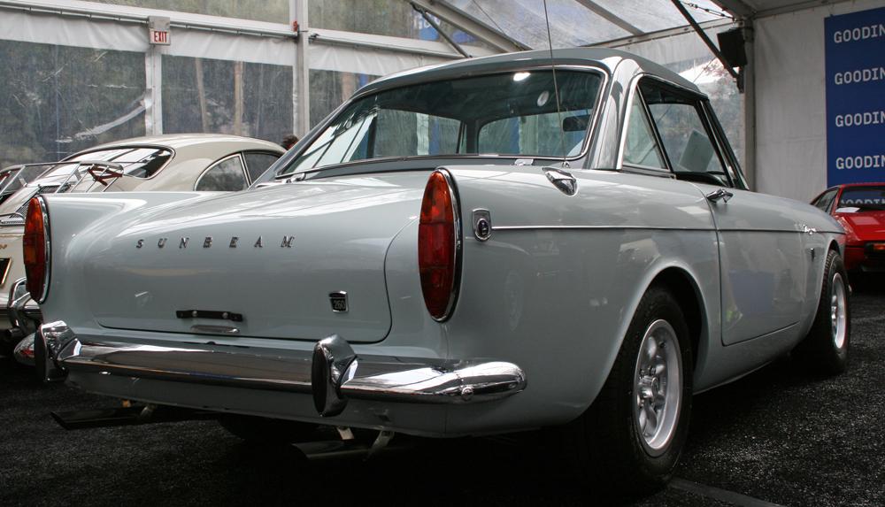 1964 Sunbeam Tiger Mk I