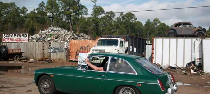 Days Seven, Eight, Nine and Ten — East Texas, Cajun Country, the Florida Panhandle and the Turn North